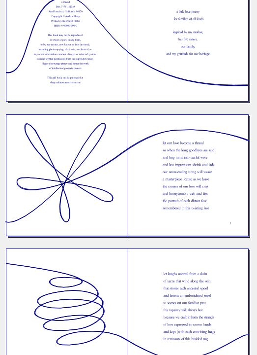 Greeting Card Booklet 2 of 6 - Open Source DeskTop Publishing