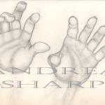 Studio Drawing, Hands - Pencil
