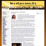 SpotLighting.Us - Web Site (WordPress)