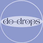 Logo, Do Drops Health Supplement - Photoshop